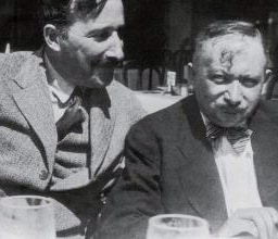 La patria perdida de Joseph Roth y Stefan Zweig