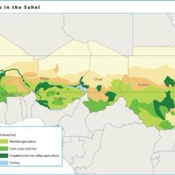 Sahel y Saheles